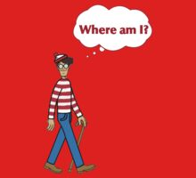 Where am I? Where's Waldo? by Ben Talatzko