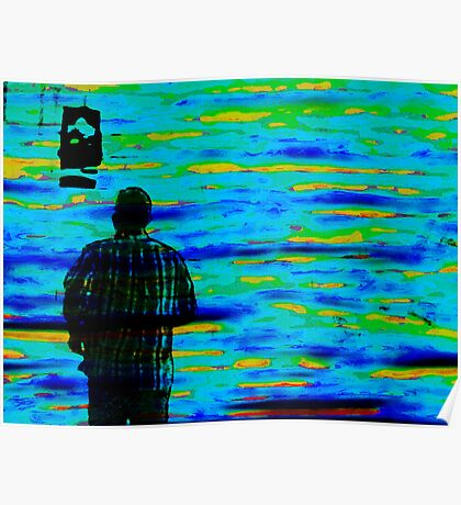 David Dreams of the River Poster