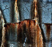 Weeping Wall by David  Guidas