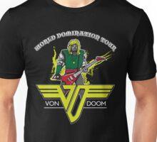 VON DOOM World Domination Tour Unisex T-Shirt