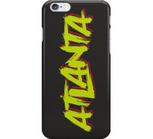 Atlanta: Volt iPhone Case/Skin