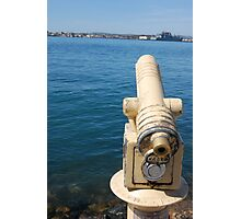 Ocean Gazing Photographic Print