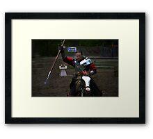 jacques javelin Framed Print