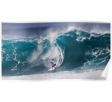 Pipeline Surfer 10 Poster