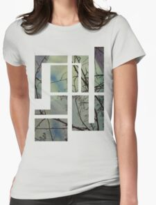 Abstract Tree Silhouette T-Shirt