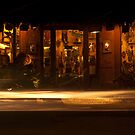 Ubud by Night by Dieter Tracey