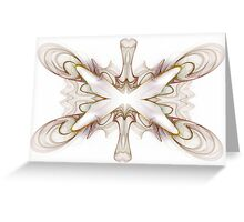 Flutters Greeting Card