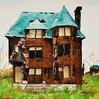 Abandonded House in Detroit by Krystal Frazee