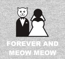 Married to a cat T-Shirt