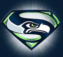 Super Seahawks  by BradenBergren