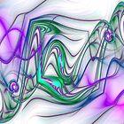 PONG Swirls by wolfepaw