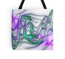 PONG Swirls Tote Bag
