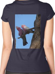 A sweet couple Women's Fitted Scoop T-Shirt