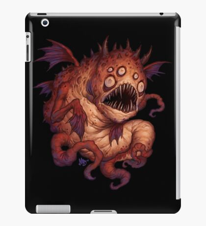 Dagon iPad Case/Skin