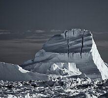 Giant Iceberg by Klaus Brandstaetter