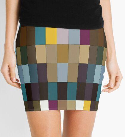 Tailor Mini Skirt