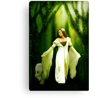 Set Me Free... Canvas Print