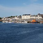 Across Stornoway Harbour by kalaryder