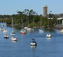 Tweed River by PhotosByG