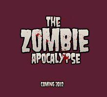 The Zombie Apocalypse Unisex T-Shirt