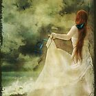 Girl with Dreams by Sybille Sterk