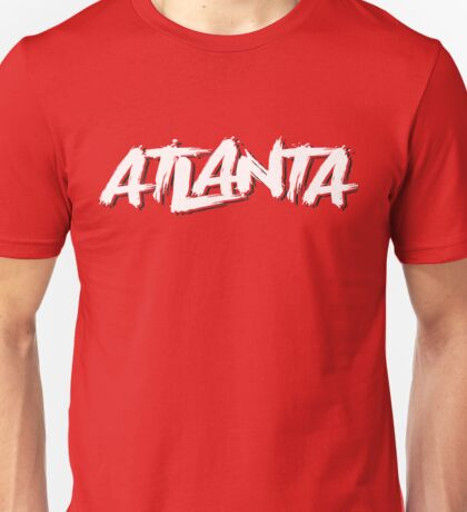 Atlanta: Scarlett Unisex T-Shirt