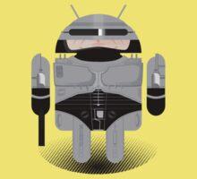 RoboDroid Kids Clothes