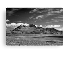 Giants Horn Canvas Print