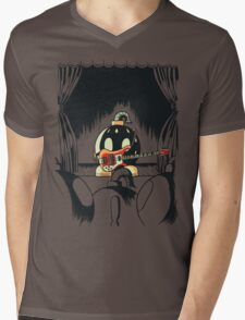 Irresponsible Performer Mens V-Neck T-Shirt