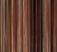 Moviebarcode: Ratatouille (2007) by moviebarcode
