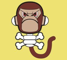 monkey business Kids Tee