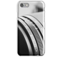 lens. iPhone Case/Skin