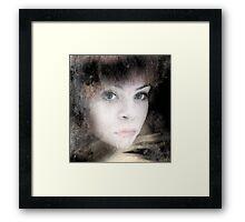 Living On The Inside Framed Print