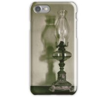The lamp iPhone Case/Skin