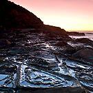 Day is dawning-Crowdy Head NSW by Rodney Trenchard