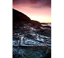 Day is dawning-Crowdy Head NSW Photographic Print