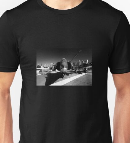 Jet in the City Unisex T-Shirt