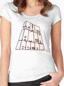 The Legendary Amen Break Women's Fitted Scoop T-Shirt