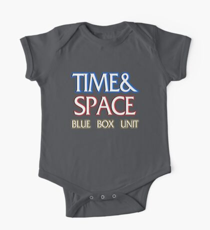 Time & Space One Piece - Short Sleeve