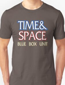 Time & Space Unisex T-Shirt