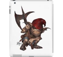Redcap iPad Case/Skin