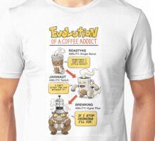 Pokémon Coffee Addict Unisex T-Shirt