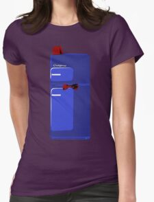 Fridges Are Cool! Womens Fitted T-Shirt