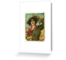 Queen of the Ranch Greeting Card
