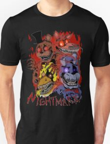 Fnaf 4 - Nightmare  T-Shirt