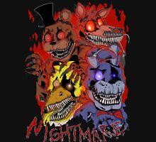 Fnaf 4 - Nightmare  Unisex T-Shirt