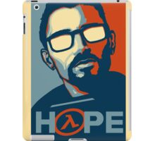 Half Life Hope iPad Case/Skin