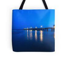 Atlantic Nightfall Tote Bag