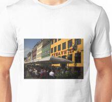Nyhavn - Copenhagen Unisex T-Shirt