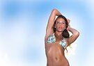 Bikini Beach shoot  by Gavin Poh